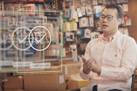 Lazada – #EveryoneCanSell Episode 1 – Size doesn't matter