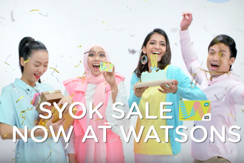 WATSONS – LOOK GOOD FEEL GREAT TVC